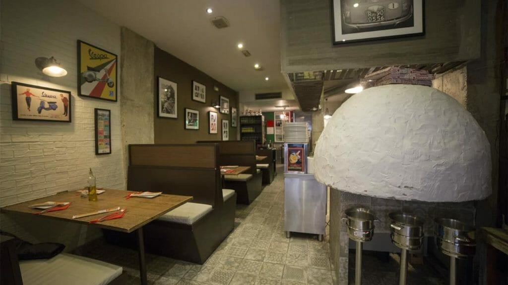 Pizzería Málaga