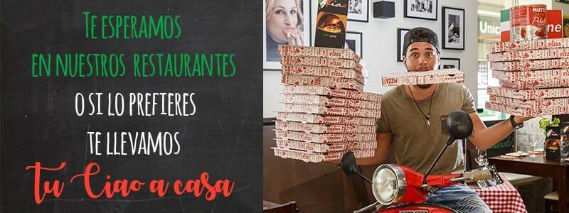 Pizzería Málaga Centro